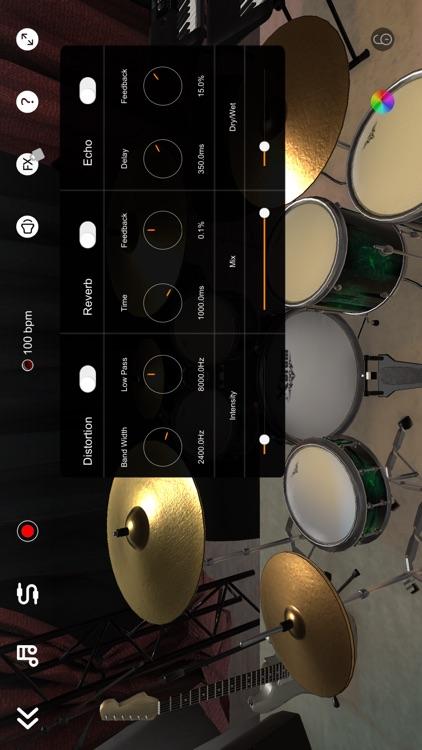 X Drum - 3D & AR screenshot-9
