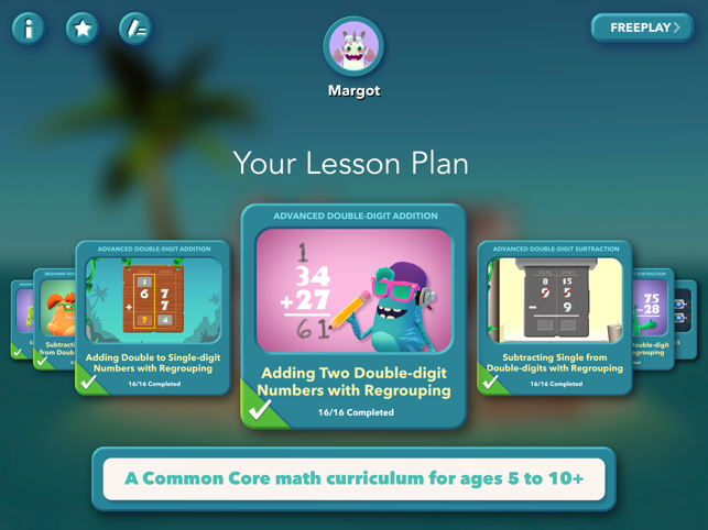 ‎MathTango Screenshot