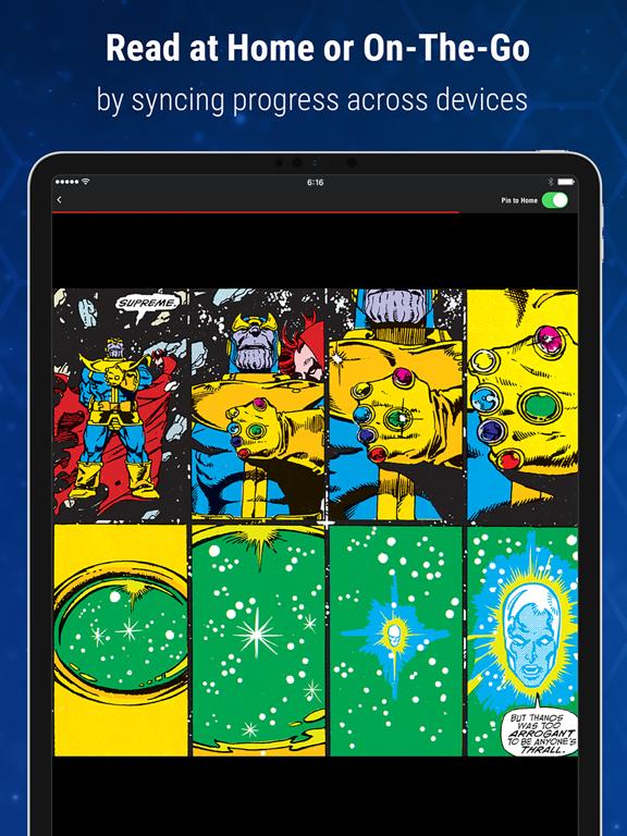 Marvel Unlimitedのおすすめ画像7
