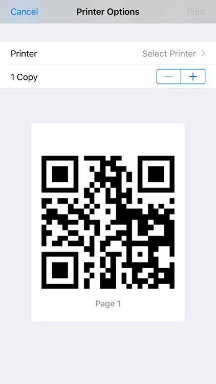 QR Code Scanner,QRCode Creator screenshot-3