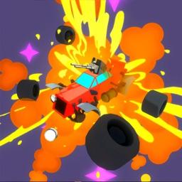 Cars Battle Arena