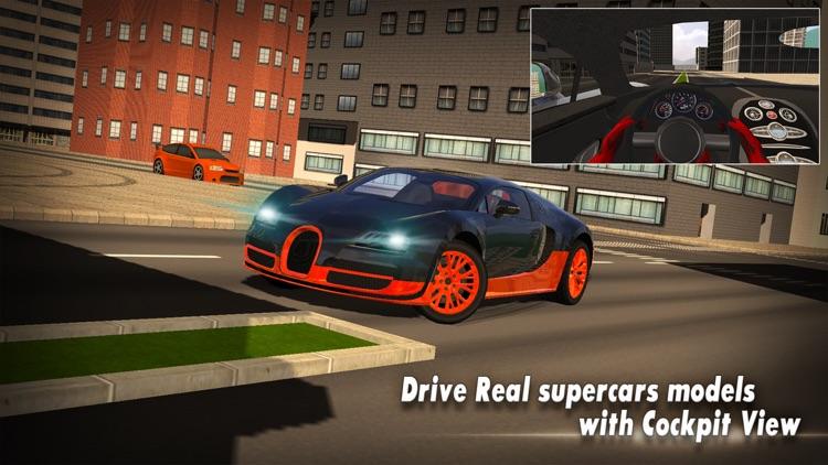 Car Driving Simulator 2020 UD screenshot-3