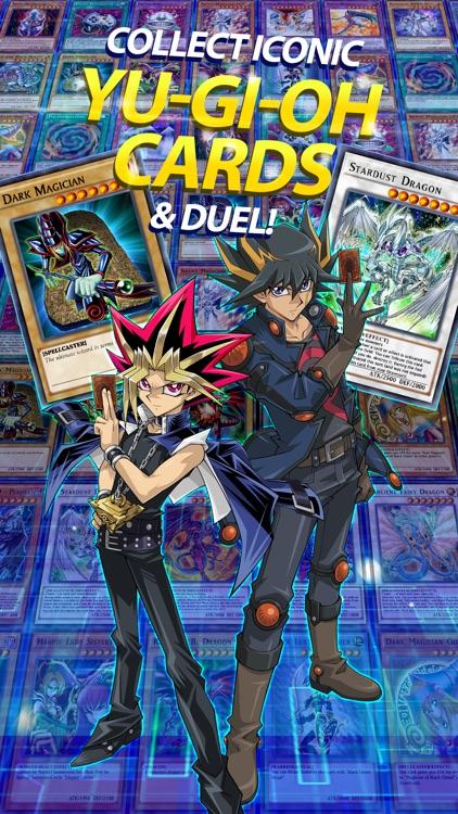 yugioh duel linkskonami