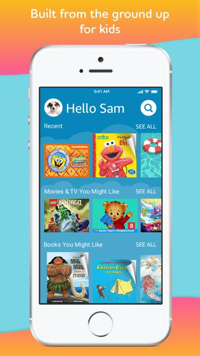 Amazon Kids+ Screenshot