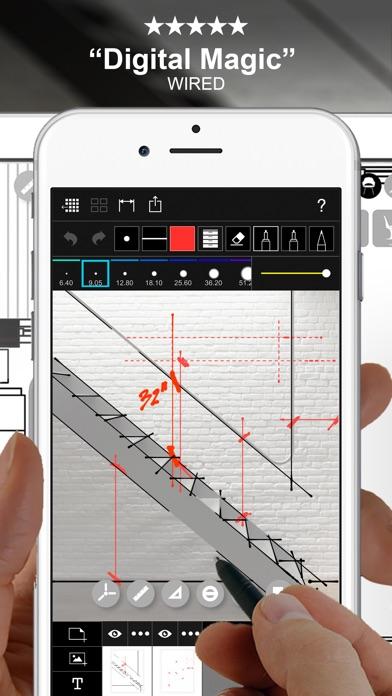 Morpholio Trace review screenshots