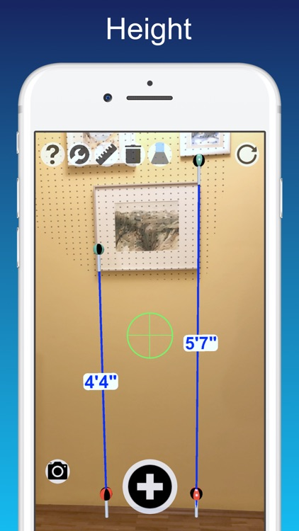 Tape Measure Camera Ruler Pro screenshot-4
