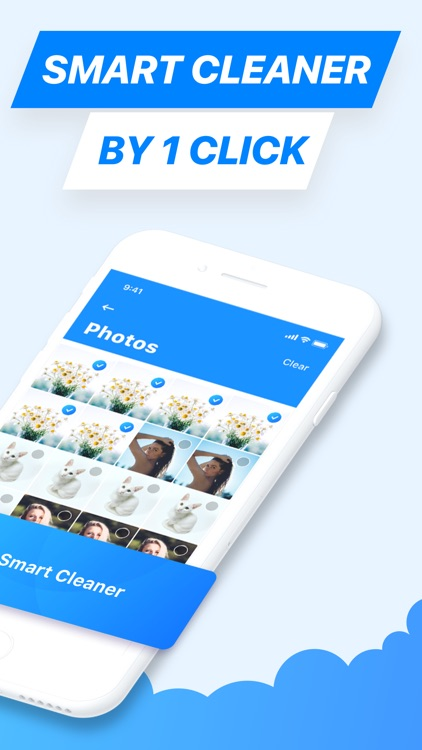Cleaner: Master Phone Clean Up