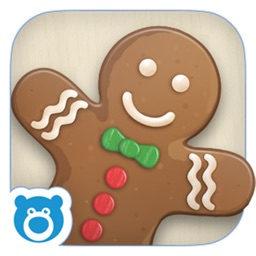 Gingerbread Fun! - Baking Game