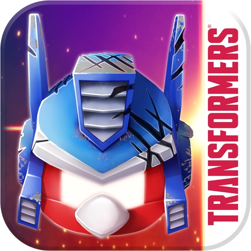 Angry Birds Transformers image