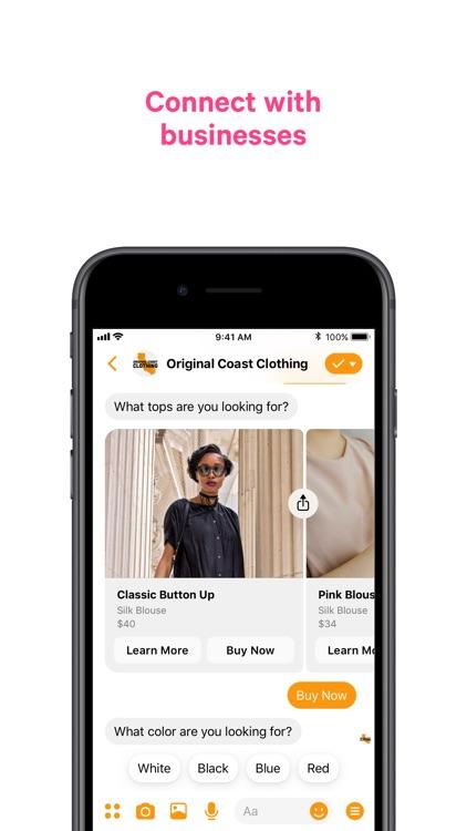 Messenger screenshot-6