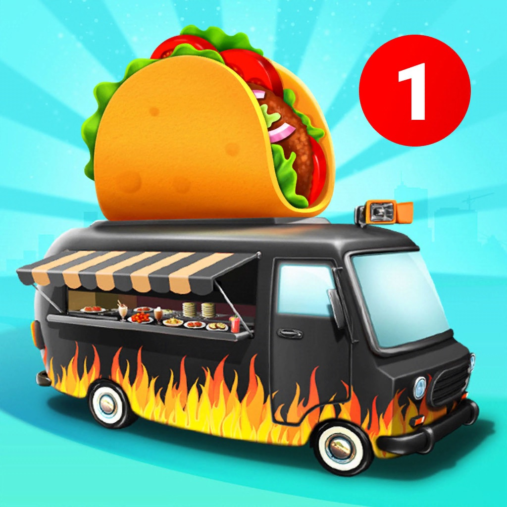 Food Truck Chef™:Cooking Games