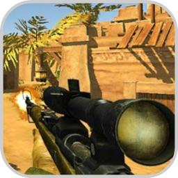 FireRange Assassin:Sniper City