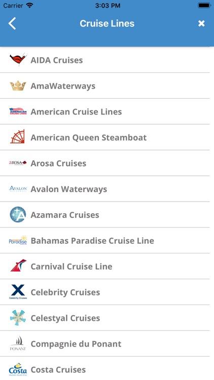 CruiseMapper screenshot-5