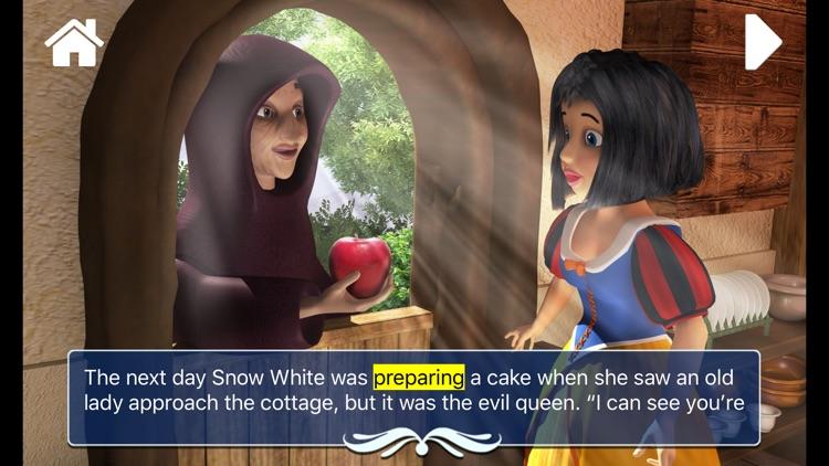 SnowWhite - Book & Games screenshot-4