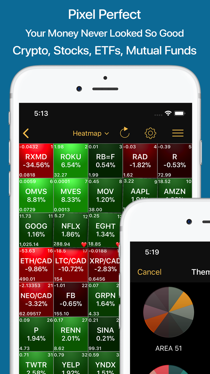 Stocks Live+ Best Stock Market Screenshot