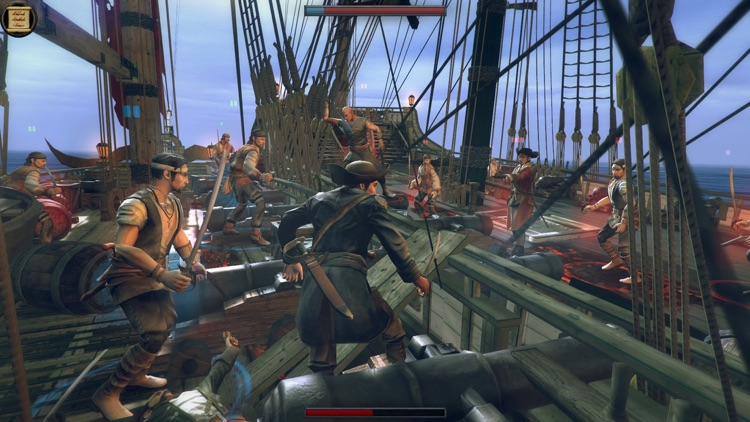 Tempest - Pirate Action RPG screenshot-3