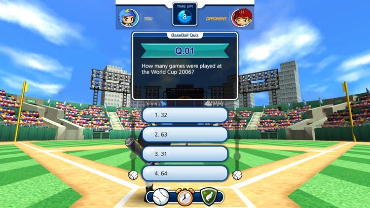 Baseball Quiz - Sports History
