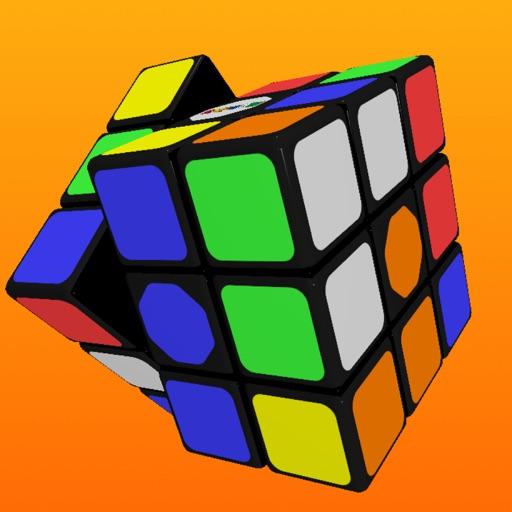 3D Rubik's Cube icon