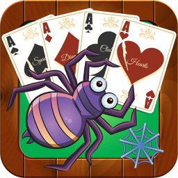 Relaxed Spider Solitaire
