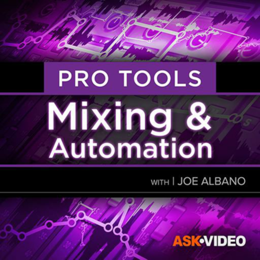 Mixing & Animation Course 104