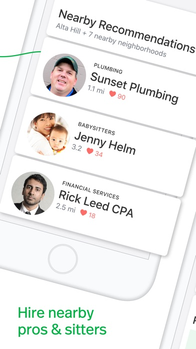 Nextdoor - Neighborhood App app image