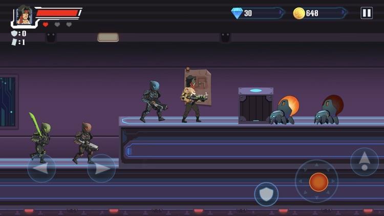 Metal Strike War: Gun Shooter screenshot-9