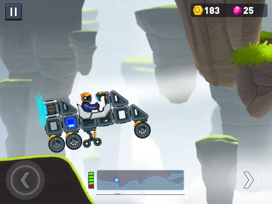 Rovercraft 2 Race a space carのおすすめ画像2