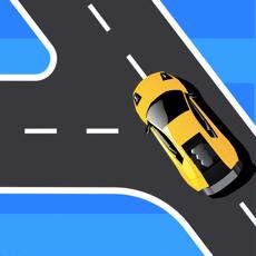 ハイパーカジュアルゲーム「Traffic Run!」