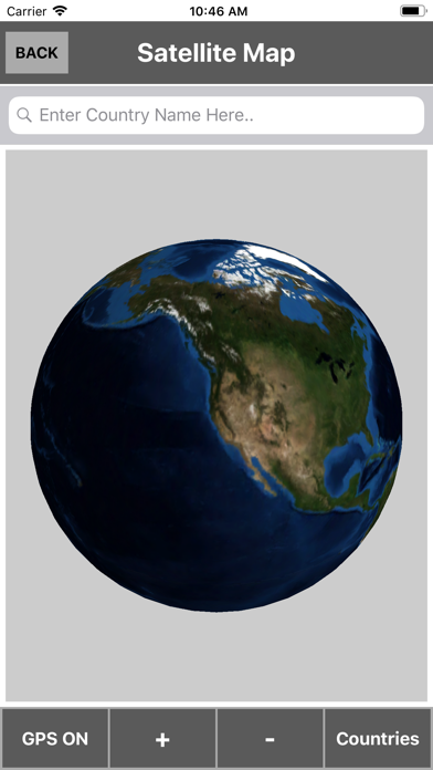 Screenshot for 3D Earth Globe in Kazakhstan App Store