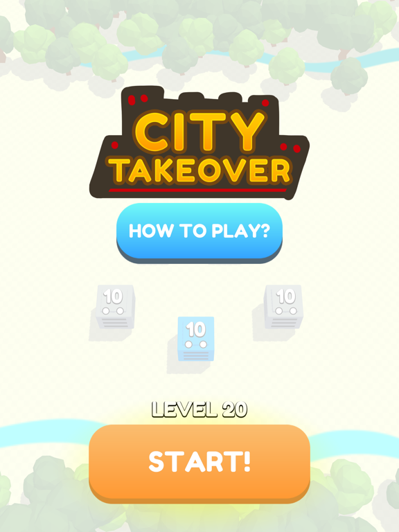 iPad Image of City Takeover