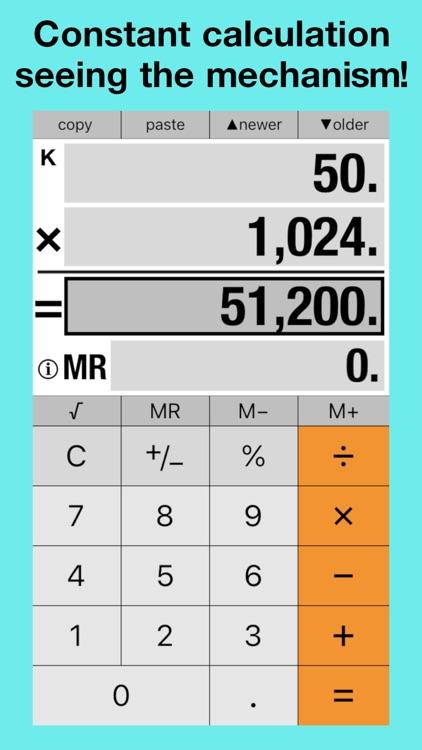Basic Calculator - Dentaku