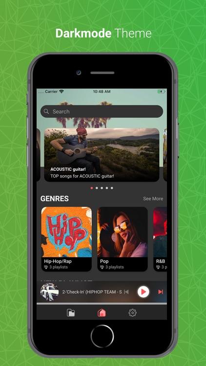 Super Music Player screenshot-6