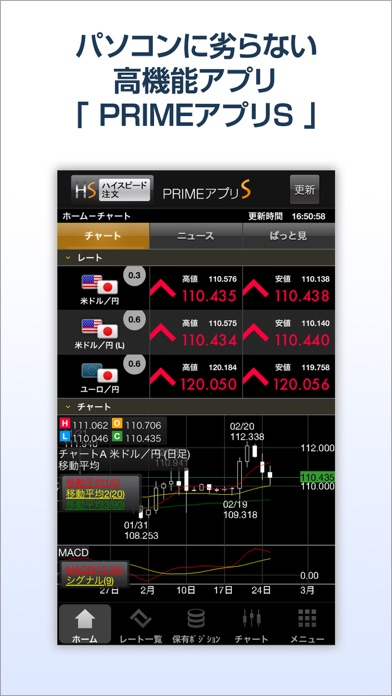 PRIMEアプリS ScreenShot0