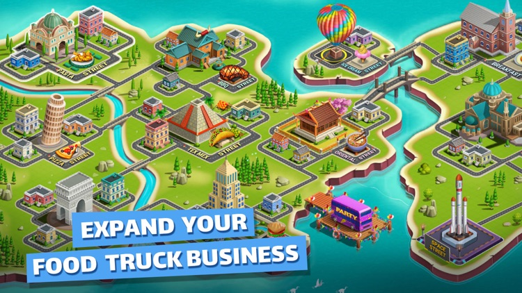 Food Truck Chef™ Cooking Game screenshot-3