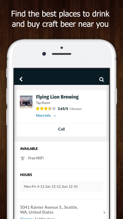 RateBeer Official for Windows