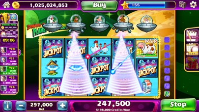 Jackpot Party - Casino Slots Screenshot