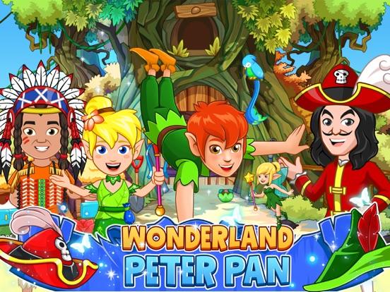 Wonderland : Peter Pan screenshot 6