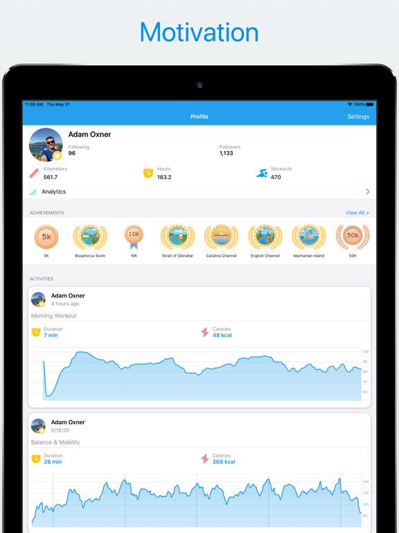 MySwimPro: #1 Swim Workout Appのおすすめ画像5