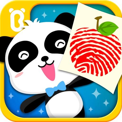 指タッチでお絵かきーBabyBus 子ども・幼児向け知育アプリ