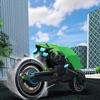 フライングバイクパイロットシミュレータ