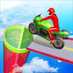 Bike Racing Games: Stunt Ramps