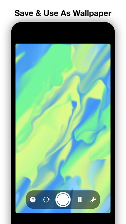 Fluid Wallpaper Maker screenshot-6