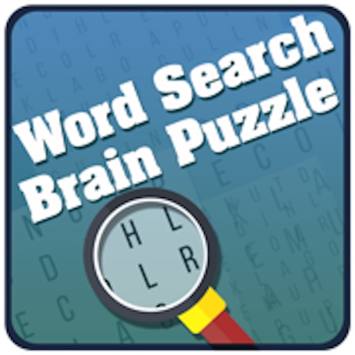 Word Search Brain Puzzle