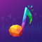 App Icon for Poly Tune Puzzle App in United States IOS App Store