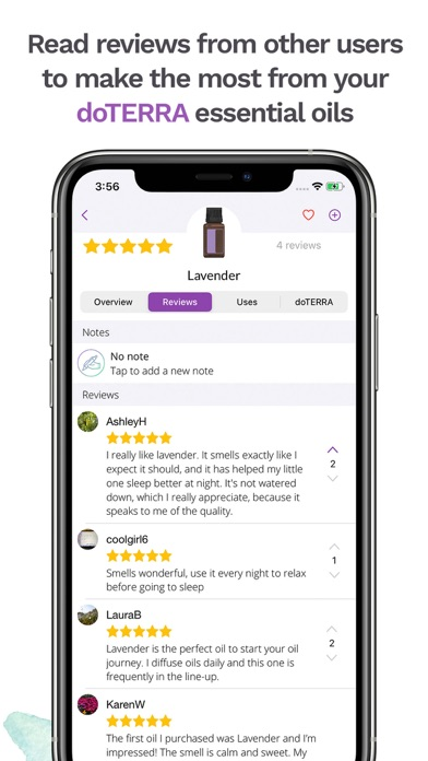 messages.download doTERRA Essential Oil Guide software