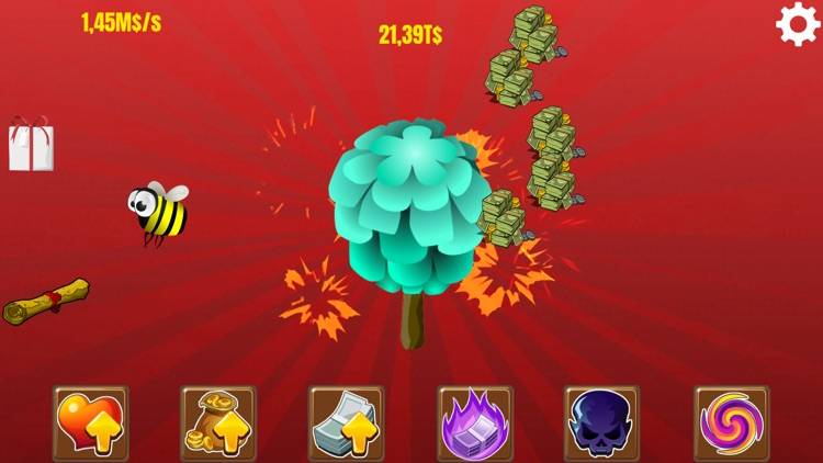 Casual Tree - Idle Tap Clicker