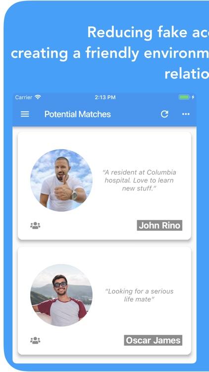 Pairing - Set Up Your Friends screenshot-6