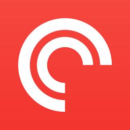 Ícone do app Pocket Casts