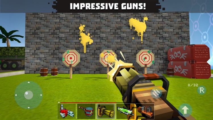 Mad GunZ - shooting game screenshot-4