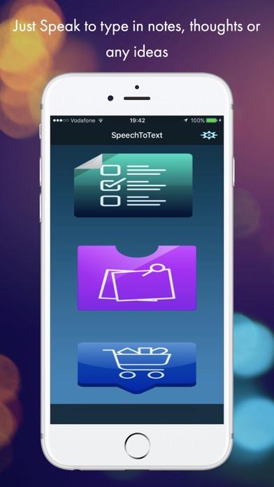 Speech to Text : Voice to Text Screenshots